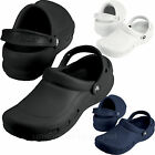 Unisex Clogs Shoes Crocs Specialist Mens Womens Mules Black Navy White