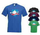 Eat Sleep Kayak T Shirt. Kayaking T-Shirt in a choice of sizes.
