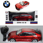 BMW X6 Licensed 1:14 RC Toy Car Boy's Sport Gift Cars Kids Remote Control Toys