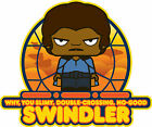 ICONZ CARTOON T SHIRT LANDO CALRISSIAN BILLY DEE WILLIAMS CLOUD CITY STAR WARS.
