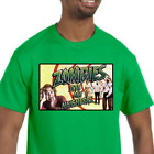Zombies Ate My Neighbors T-Shirt NEW (NWT) *Pick your color & size* retro game image