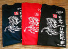 NEW ADULT COTTON 2014 ZODIAC YEAR OF THE HORSE 2 T-SHIRT FROM CHINATOWN HAWAII