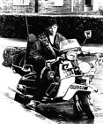 SUPERB QUADROPHENIA #11 THE WHO MODS CANVAS POSTER WALL ART PHOTO PRINT