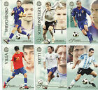 FUTERA UNIQUE 2006 / 2007 BASE CARDS 91- 100 NEW IN PROTECTIVE SLEEVES