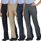 Women's Pants Dickies Industrial Flat Front Twill Work Pant FP331 Navy Gray...