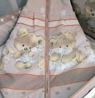 Baby Nursery Cotton Fitted Sheet/All Sizes/Crib Cot Bed Matching Bedding Pattern