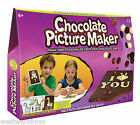 Magic Choc Chocolate Picture Maker - 4, 2 or 1 Bar Packs - NEW