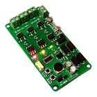 """AC Traffic Light Controller / Sequencer """"Noiseless"""" 120VAC / 500W per channel"""