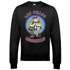 9010 LOS POLLOS HERMANOS SWEATSHIRT inspired BREAKING BAD vamonos pest