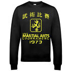 9115 HANS TOURNAMENT 2 SWEATSHIRT inspired by ENTER THE DRAGON BRUCE LEE KUNG FU
