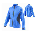 TOP LAUFJACKE RUNNINGJACKE WALKINGJACKE WINDJACKE WINDBREAKER JOGGING S M L XL