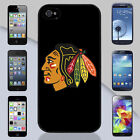 New Chicago Blackhawks NHL Hockey Apple iPhone & Samsung Galaxy Case Cover
