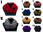 S732 Ladies & Women New Fashion Beautiful Snood Winter Warm Scarf Design