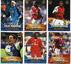 TOPPS PREMIER GOLD 2002 FOOTBALL CARDS A - L NEAR MINT   MINT CONDITION