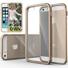 Caseology®  Hybrid Clear Back Bumper Case Cover For Apple i
