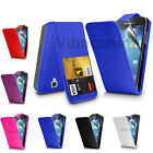 QUALITY LEATHER FLIP CASE COVER FOR SAMSUNG GALAXY S4 I9500 I9505 & SCREEN GUARD