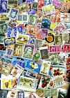 WORLDWIDE Stamp MIXTURE OFF PAPER From OLD STAMP Collections BUY 5 get 1 FREE!
