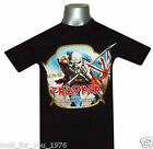 Iron Maiden Trooper Robinsons Beer Mens T Shirt Official Merchandise