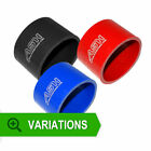 Silicone Straight Hose Joiner Silicon Rubber Tube Pipe Coupler-Red Blue Or Black