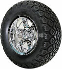 """12"""" RHOX RX254 Wheel with Tire Combo and Club Car Golf Cart Lift Kit"""