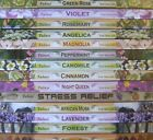 Tulasi Incense Sticks - Many Scents Available (Offer 4 for 2)