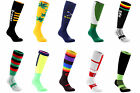 SAMSON ® CUSTOMISED KNEE HIGH SOCKS FOOTBALL SOCCER RUGBY HOCKEY WOMEN MEN KIDS
