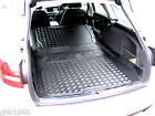Boot liner dog load mat or bumper protector Audi A6 C7 avant estate 3pc rubber