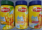 LIPTON DIET INSTANT POWDERED ICED TEA MIX ~ FLAVOR CHOICES *