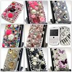 Bling 3D Diamond Back Case Cover for Blackberry Curve 8520 8530 9300 9330