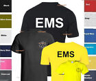 EMS  T-Shirt Emergency Medical Services Service  Shirt S-5XL