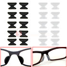Useful 5Pairs Soft Non-slip Silicone Air Chamber Nose Pad For Glasses Eyeglasses