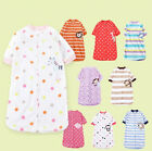 Newborn Baby Boy Girl Comfortable Soft Fleece Cartoon Sleeping Bag Sleepsacks 9M