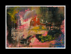 Arbor Reflective ORIGINAL PAINTING Signed Fine Art Print ABSTRACT IMPRESSIONIST