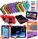 MILITARY HEAVY DUTY SHOCK PROOF CASE FOR SAMSUNG / AMAZON / iPAD TABLET