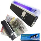 Handheld Fake Forgery Note UV Money Checker Tester Detector LED Tube Counterfeit