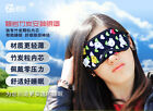 Sleep Eye Mask Sleeping Eye Blindfold Car Train Travel Eyeshade Plane Beach