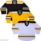 BOSTON BRUINS Hockey Jersey & SOCK COMBO  NHL Style Replica  NO LOGO DJ300 $45.0 USD on eBay