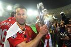 Ryan Giggs - Manchester United - A4/A3  Photo Print