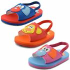New Cute Babies De Fonseca Infants Girls Cartoon Slip On Sandals Flip Flops UK