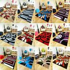 SMALL MEDIUM X LARGE MODERN COLORFUL CARVED QUALITY CHEAP SOFT AREA RUG HALL MAT