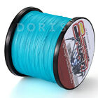 New!100M-2000M Blue 6LB-300LB Power Spider Dyneema Braid Sea Fishing Line