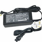 19V 1.58A AC ADAPTER POWER CHARGER FOR ACER ZG5 LAOTOP NOTEBOOK + UK MAINS CABLE