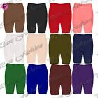 Womens Ladies Lace Stretchy Dancing Cycling Hot Pant Tights Shorts Plus Size