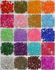 4.5,6,8,10MM Wedding Decoration Scatter Table Crystals Diamonds Acrylic Confetti
