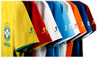 2014 World Cup Brazil Soccer Football T Shirt Spain Portugal Netherlands Italy