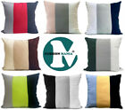large 3 tone cushions + covers or covers only red black grey white brown cream