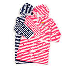 Boys Girls Kids Surfit Childrens Beach Towel Hooded Dress Robe Holiday Top 0-10