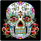 CANDY SKULL  LIGHT SWITCH COVER,STICKER,