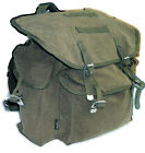 Army Backpack Old Type Olive + Black