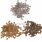 NEW 200Pcs Retro Silver/gold/bronze  Zinc Alloy Daisy Beads For Jewelry Making
